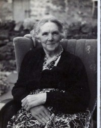 My great-grandmother, Ann Robinson, nee Holme.