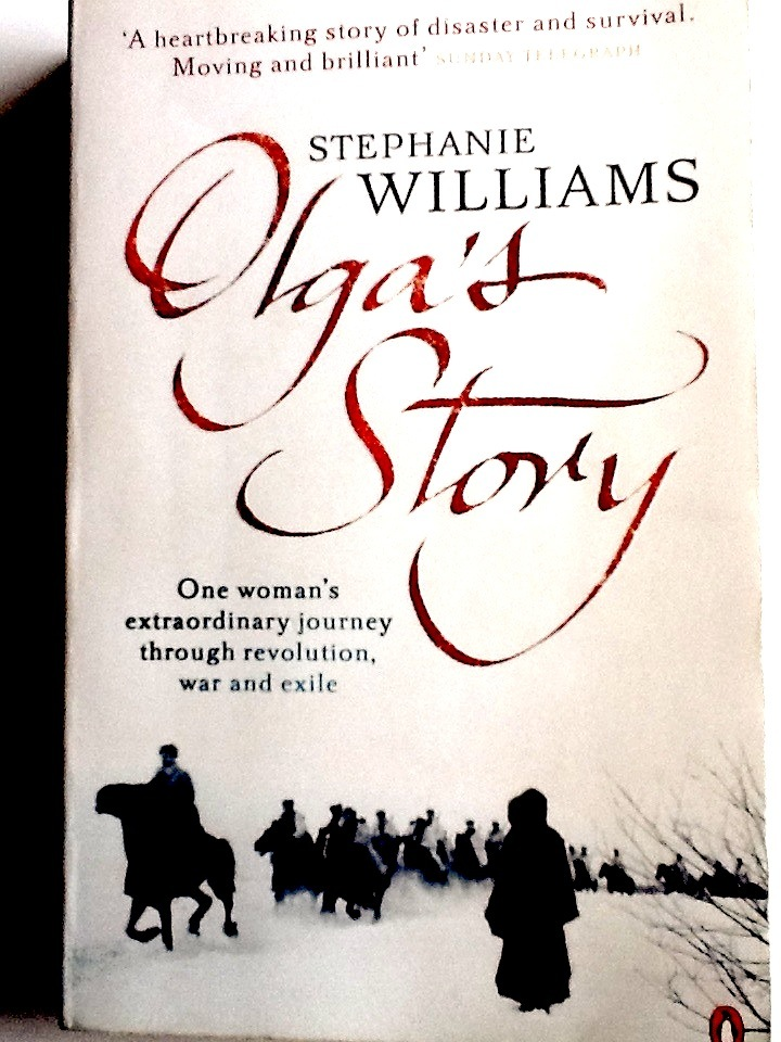 Stephanie Williams' biography of her Russian grandmother's extraordinary life