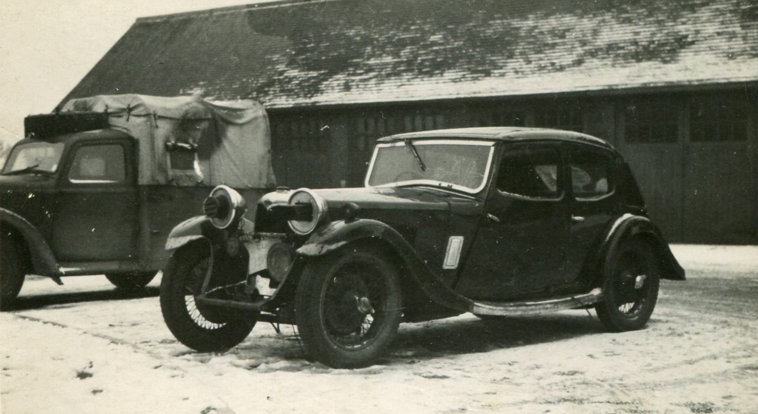 1940s car but what is it