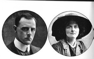 Lewis Casson and Sybil Thorndike