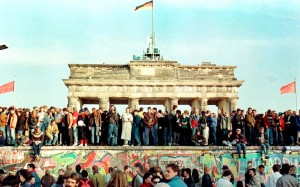 November 9, 2014 marks the 25th anniversary of the fall of the Berlin Wall.