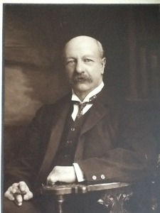 Photograph of William Capel Slaughter [ca.1910]