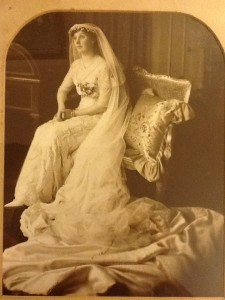 OLive wedding photo 1913